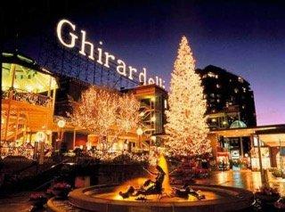 Photo courtesy of Ghirardelli Square
